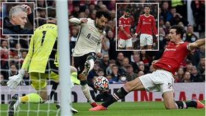 MU 0-5 Liverpool: Ronaldo bất lực, Pogba nhận thẻ đỏ, Quỷ đỏ thua cực thảm