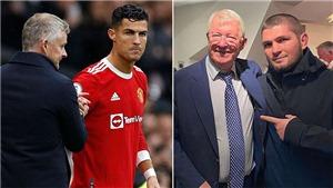 Sir Alex chỉ trích Ole Solskjaer vì để Ronaldo dự bị
