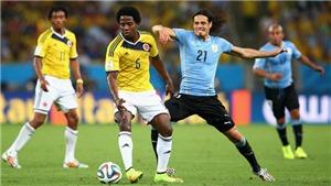 TRỰC TIẾP bóng đá Uruguay vs Colombia, Vòng loại World Cup 2022 (6h00, 8/10)
