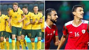 VIDEO Úc vs Oman. Vòng loại World Cup 2022