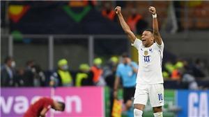 Bóng đá hôm nay 11/10: Pháp đoạt Nations League nhờ bàn gây tranh cãi. Brazil đứt mạch thắng