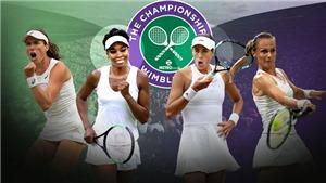 Venus Williams lần thứ 9 vào chung kết Wimbledon 2017