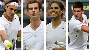 Lịch thi đấu Wimbledon 2017 ngày 10/7: Big Four đồng loạt xuất kích