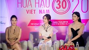 Top 3 Hoa hậu VN 2016: Mỹ Linh, Thanh Tú, Thùy Dung vào trường đại học tìm người kế nhiệm