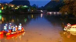 Hai thuyền rồng bị lật ở Trung Quốc, gần 20 người thiệt mạng và mất tích