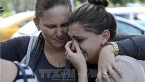 Thêm một nạn nhân thiệt mạng trong vụ tai nạn máy bay tại Cuba