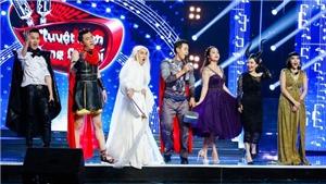 Tập 9 'Tuyệt đỉnh song ca nhí': MC Nguyên Khang điều khiển dàn HLV  hát opera lung lay cả sân khấu