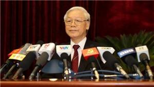 Toàn văn phát biểu bế mạc Hội nghị Trung ương 7 của Tổng Bí thư Nguyễn Phú Trọng