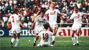 PGS Phạm Văn Tình: Xem tuyển Nga, lại nhớ 'dớp' bóng đá Liên Xô