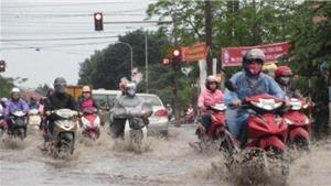 Bắc và Trung Bộ mưa lớn đến 1/8, khả năng xảy ra tố, lốc và gió giật mạnh