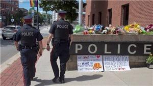 Canada: Thủ phạm vụ xả súng ở Fredericto đối mặt 4 tội danh giết người cấp độ I
