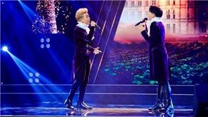 Tập 6 'Tuyệt đỉnh song ca':  Quang Lê mê mẩn, Minh Tuyết 'rùng mình' khi nghe chàng trai này cất giọng hát