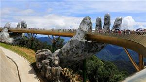 Cầu Vàng Đà Nẵng lọt top những điểm đến tuyệt vời nhất thế giới của TIME