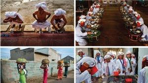 Bộ ảnh 'Lễ Wa-Ha' và bức ảnh 'Hương Tết' đoạt giải Đặc biệt cuộc thi ảnh 'Hành trình Di sản 2018'