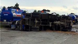 Đâm xe bồn chở dầu ở Congo, hơn 50 người thiệt mạng và 100 người bị thương