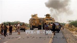 Liên quân Arab không kích Hodeidah, 17 người thiệt mạng