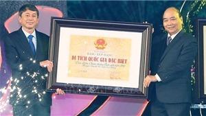 Cao Bằng đón nhận danh hiệu Công viên địa chất Toàn cầu và Di tích quốc gia đặc biệt Chiến thắng Biên giới năm 1950