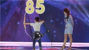 Tập 1 'Biệt tài tí hon': Trấn Thành 'đứng hình' trước tài bắn cung của cậu bé 7 tuổi