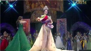 Hành trình trở thành Hoa hậu Trái đất 2018 của Phương Khánh
