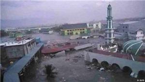 CẬP NHẬT sóng thần ở Indonesia: Số thương vong tăng thêm ít nhất 373, hơn 1.400 người bị thương