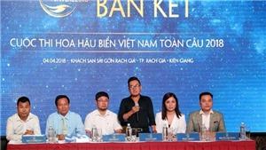 Đơn vị nào được cấp phép Hoa hậu Biển Việt Nam toàn cầu 2018?