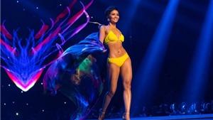 H'Hen Niê được bình chọn là Hoa hậu trình diễn bikini nóng bỏng nhất 2018