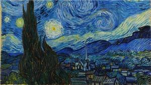 Lần đầu tiên kiệt tác của Van Gogh phiên bản số ra mắt công chúng Việt Nam
