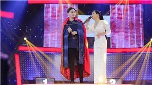 Tập 4 'Giọng ai giọng ai': Ngọc Huyền ẵm 50 triệu,Kim Tử Long bị 'cách ly'vì chọn sai 3 vòngliên tiếp