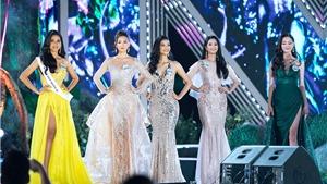 VIDEO: Top 5 Hoa hậu Thế giới Việt Nam 2019 đã trả lời ứng xử như thế nào?