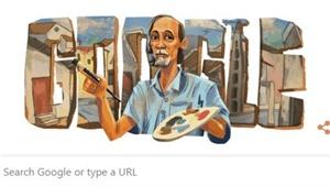 Vì sao Google vinh danh cố họa sĩ Bùi Xuân Phái?