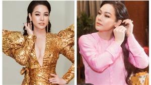 Nhật Kim Anh diện đầm xẻ bạo, 5 phút sau 'biến hóa Thị Bình' với áo bà ba