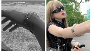 Sơn Tùng - Thiều Bảo Trâm 'đeo vòng đôi' lộ bằng chứng hẹn hò