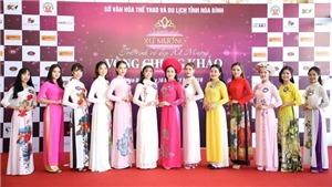 50 thí sinh dự thi Vòng Chung khảo 'Người đẹp xứ Mường'