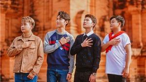 'Hot' như Jack và K-ICM, MV 'Việt Nam tôi' đứng số 1 trending YouTube chưa đầy 1 ngày ra mắt