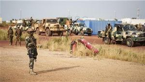 IS nhận gây ra vụ tấn công quân đội Mali, khiến ít nhất 53 binh sĩ thiệt mạng