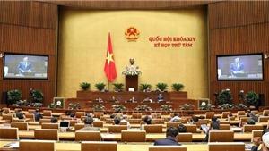 Tuần làm việc thứ ba của Kỳ họp thứ 8, Quốc hội khóa XIV: Tiến hành chất vấn 4 nhóm vấn đề lớn