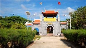 Lễ chùa đầu năm giữa quần đảo Trường Sa