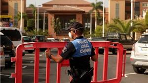 Dịch COVID-19: Tây Ban Nha phong tỏa một khách sạn trên quần đảo Canary