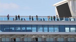 Nữ hành khách Nhật Bản nhiễm nCoV sau khi rời du thuyền Diamond Princess