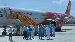 Dịch COVID-19: Đà Nẵng đưa một số du khách Hàn Quốc trở về nước vào tối 25/2