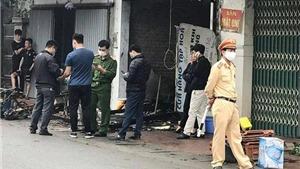 Hưng Yên đề nghị Bộ Công an hỗ trợ điều tra vụ cháy làm 3 người chết ở Khoái Châu