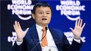 Jack Ma giành lại 'ngôi vương' người giàu nhất châu Á