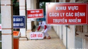 Dịch Covid-19: Nghệ An ghi nhận một ca dương tính với SARS-CoV-2