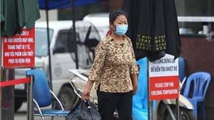 Bệnh nhân và người nhà được trở về địa phương sau khi Bệnh viện Bạch Mai hết cách ly