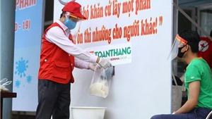 Chùm ảnh: Khai trương 'Cây ATM gạo - Nghĩa tình Gia Lâm'