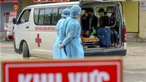 Khẩn: Ai có liên quan đến hành trình của bệnh nhân 243 cần liên hệ y tế ngay
