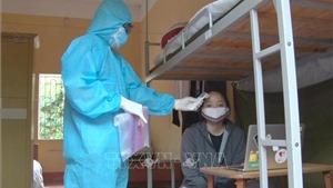 Dịch COVID-19: Hưng Yên bàn giao hơn 140 công dân hoàn thành cách ly