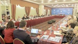 Viện Hàn lâm Khoa học Nga tổ chức hội thảo về Biển Đông