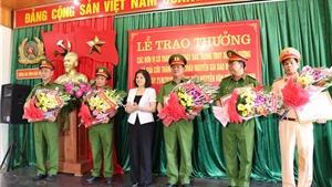 Vụ cháu bé 2 tuổi bị bắt cóc ở Bắc Ninh: Khen thưởng các đơn vị điều tra, giải cứu thành công cháu bé