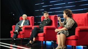 Nghệ sĩ Trung Dân phản ứng 'cực gắt' với cô gái lên truyền hình trách móc bố